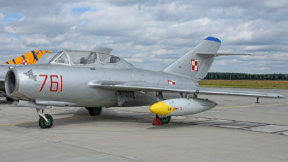 761 - Poland - Air Force PZL SBLim-2