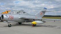 761 - Poland - Air Force Mikoyan-Gurevich MiG-15 UTI aircraft