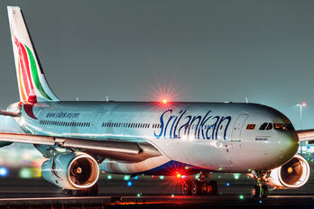 4R-ALL - SriLankan Airlines Airbus A330-300