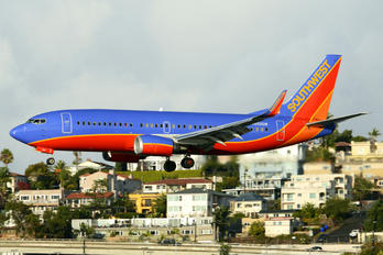N602SW - Southwest Airlines Boeing 737-300