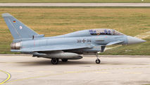 30+40 - Germany - Air Force Eurofighter Typhoon S aircraft
