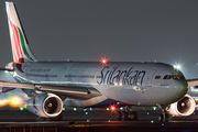 4R-ALL - SriLankan Airlines Airbus A330-300 aircraft