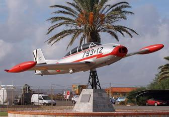 E.14A-12 - Spain - Air Force Hispano Aviación HA-200D Saeta
