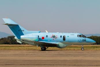 12-3018 - Japan - Air Self Defence Force Hawker Beechcraft 800