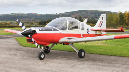G-BZDP - Private Scottish Aviation Bulldog
