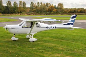G-JAXS - Private Jabiru UL450