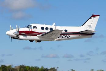 XA-CPR - Aero Taxi del Caribeso Beechcraft 90 King Air