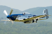 N151W - Private North American F-51D Mustang aircraft
