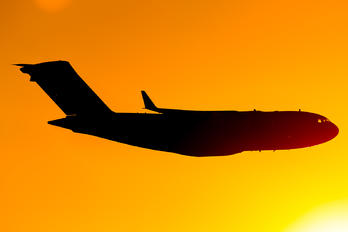 F-207 - NATO Boeing C-17A Globemaster III