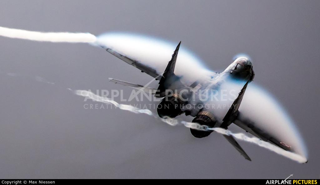 Poland - Air Force 40 aircraft at Fairford