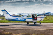 9A-DZP - Private Cessna 210 Centurion aircraft