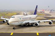 TF-AAE - Saudi Arabian Airlines Boeing 747-400 aircraft