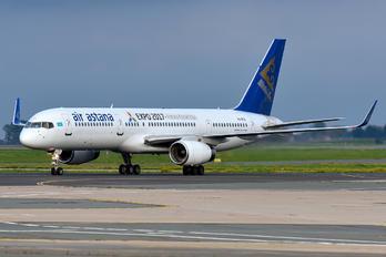 P4-KCU - Air Astana Boeing 757-200