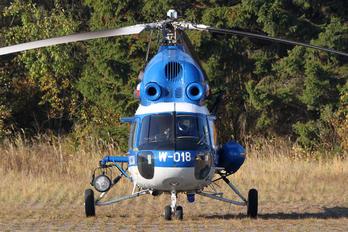 SN-05XP - Poland - Police Mil Mi-2
