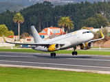 EC-MEL - Vueling Airlines Airbus A320 aircraft