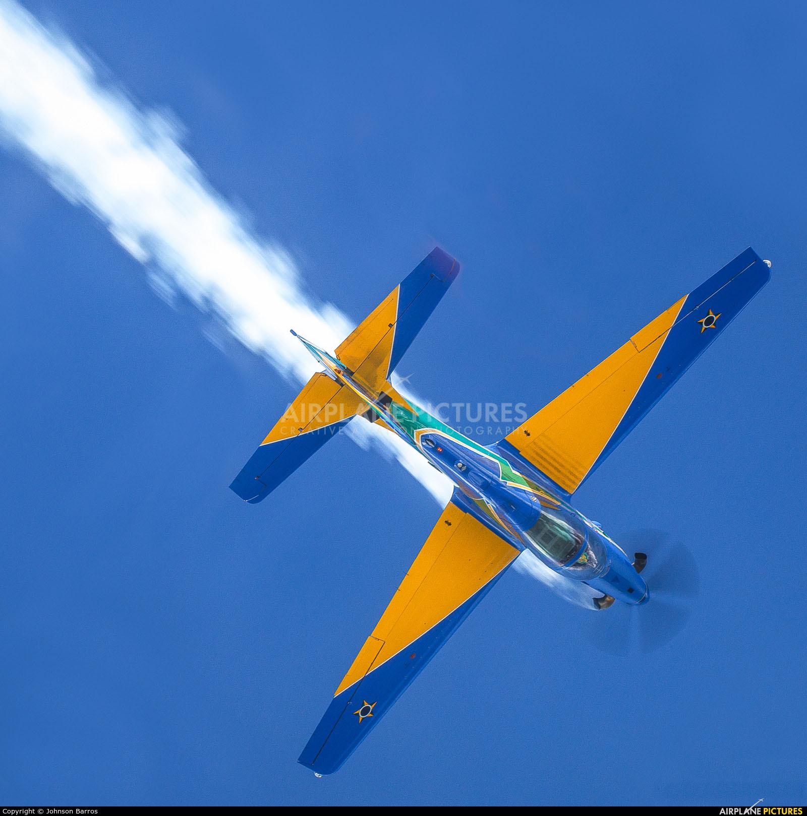 "Brazil - Air Force ""Esquadrilha da Fumaça"" 5963 aircraft at Pirassununga (Campo Fontenelle)"
