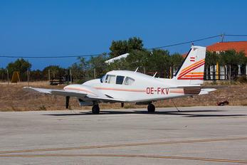 OE-FKV - Private Piper PA-23 Aztec