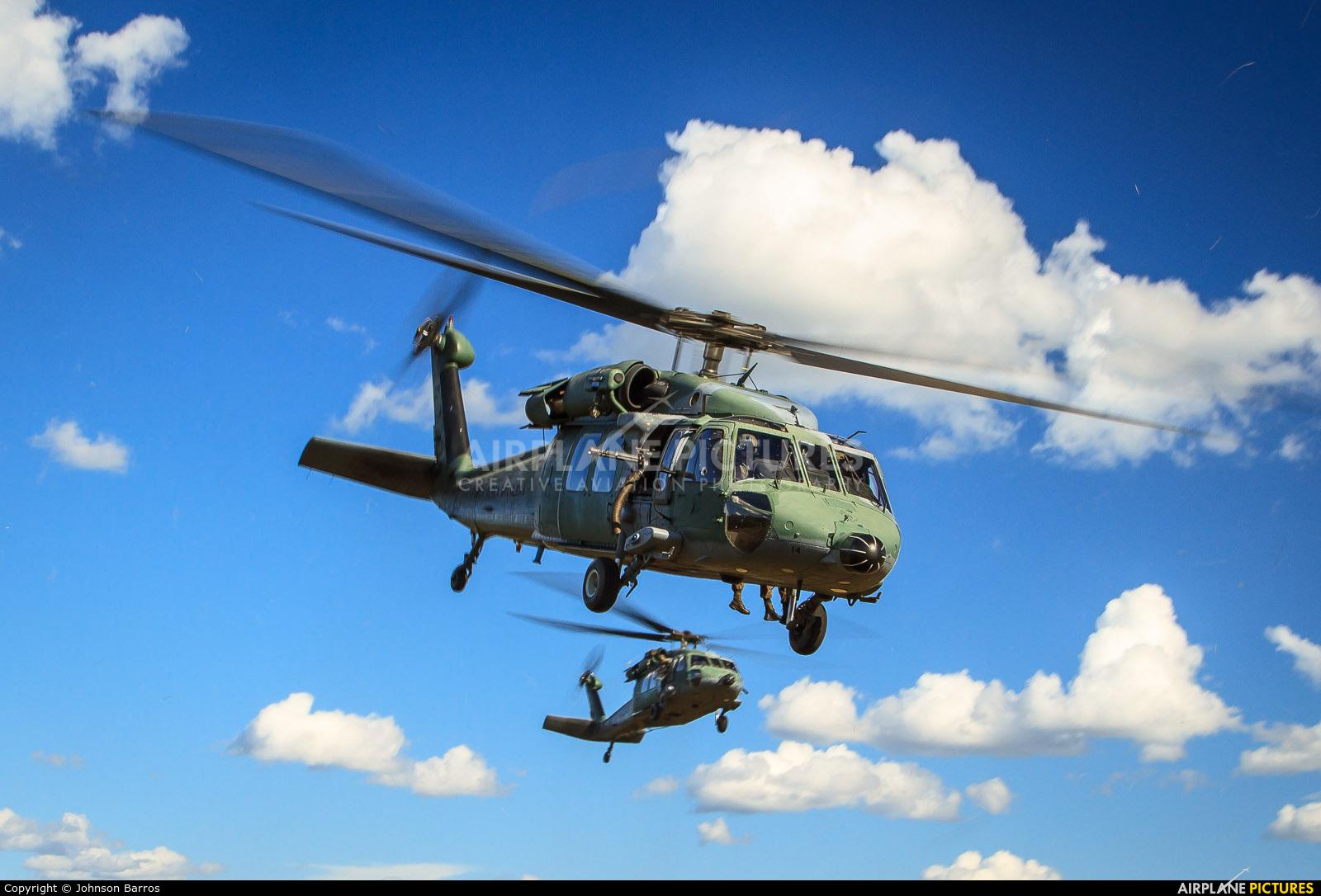 Brazil - Air Force 8914 aircraft at Off Airport - Brazil