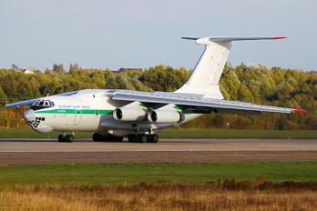 7T-WIP - Algeria - Air Force Ilyushin Il-76 (all models)