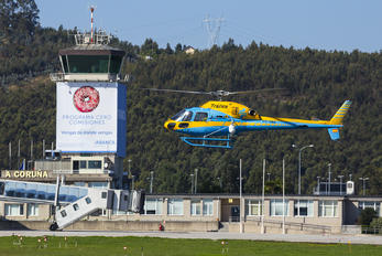 EC-ISZ - Spain - Government Aerospatiale AS355 Ecureuil 2 / Twin Squirrel 2