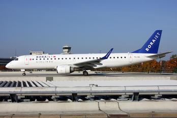 TC-YAI - Bora Jet Airlines Embraer ERJ-190 (190-100)