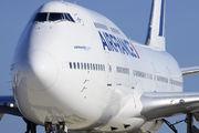 F-GITI - Air France Boeing 747-400 aircraft