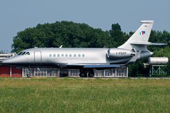 I-PBRP - Private Dassault Falcon 2000LX