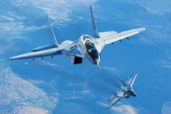 - - Bulgaria - Air Force Mikoyan-Gurevich MiG-29UB