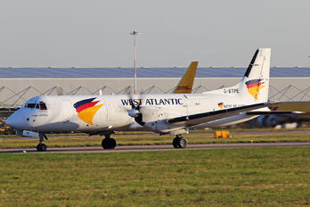 G-BTPE - West Atlantic British Aerospace ATP
