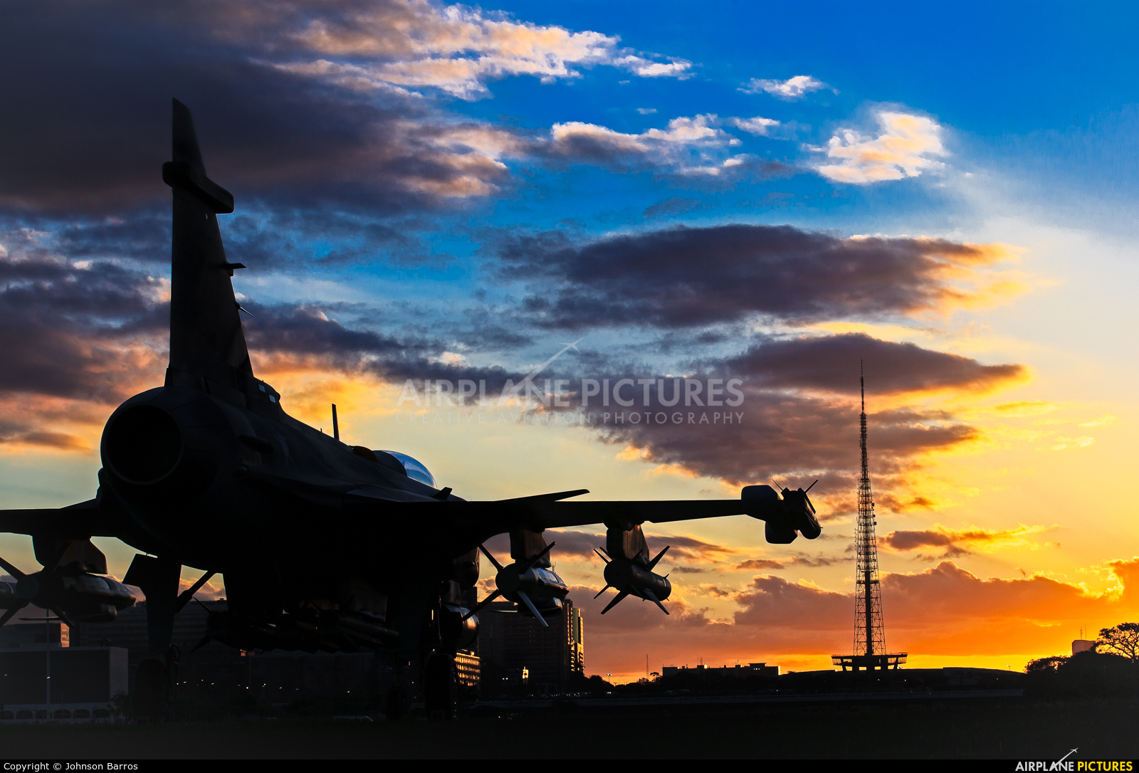 Brazil - Air Force - aircraft at Off Airport - Brazil
