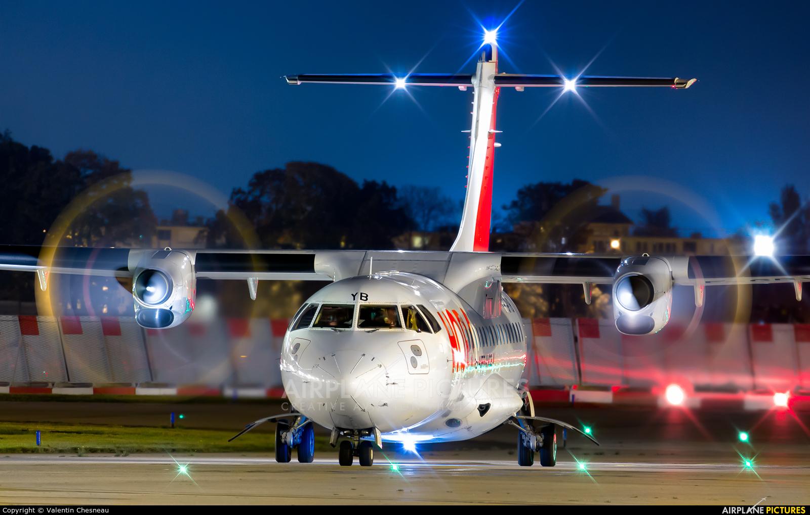 Air France - Hop! F-GPYB aircraft at Paris - Orly