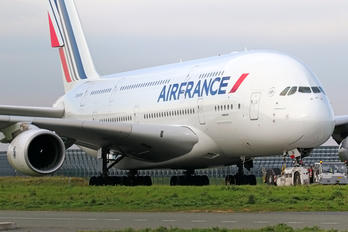 F-HPJH - Air France Airbus A380