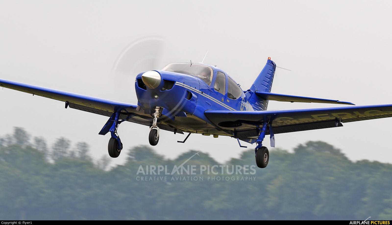 Private G-ERIC aircraft at Lashenden / Headcorn