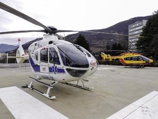 F-GMHE - SAF Helicopteres Eurocopter EC135 (all models)