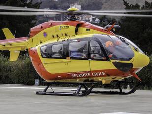 F-ZBPK - France - Sécurité Civile Eurocopter EC145
