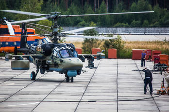 063 - Russia - Air Force Kamov Ka-52 Alligator