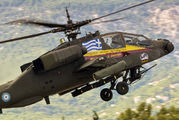 ES1009 - Greece - Hellenic Army Boeing AH-64DHA Apache aircraft