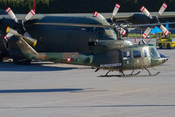 5D-HJ - Austria - Air Force Agusta / Agusta-Bell AB 212
