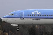 PH-BXB - KLM Boeing 737-800 aircraft