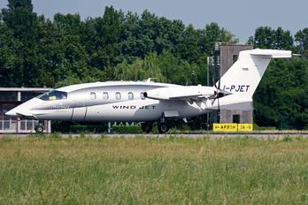 I-PJET - Windjet Piaggio P.180 Avanti I & II