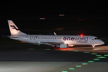 OH-LKN - Finnair Embraer ERJ-190 (190-100)