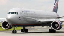 VP-BAZ - Aeroflot Boeing 767-300ER aircraft