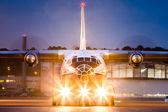 #2 AeroVis Airlines Antonov An-12 (all models) UR-CBG taken by Mario De Pian