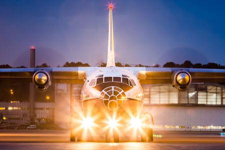 #1 AeroVis Airlines Antonov An-12 (all models) UR-CBG taken by Mario De Pian