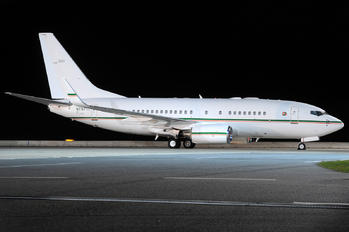 N79711 - Dallah Avco Boeing 737-700 BBJ