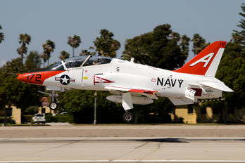 165614 - USA - Navy Boeing T-45C Goshawk