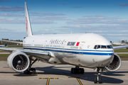 B-2043 - Air China Boeing 777-300ER aircraft