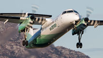 LN-WFC - Widerøe de Havilland Canada DHC-8-300Q Dash 8 aircraft