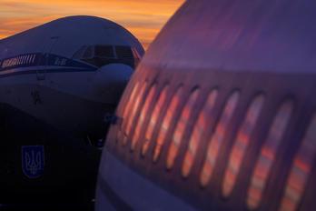 CCCP-86000 - Aeroflot Ilyushin Il-86