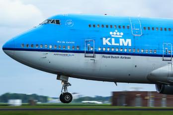KLM - Boeing 747-400 PH-BFR